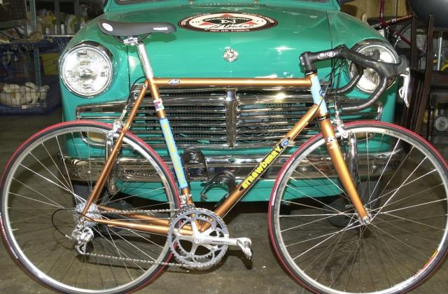 Road Bike no. 305