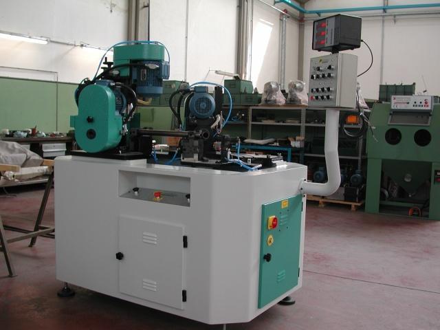 ML 101/M High Precision Triple Headed Automatic Tube Mitreing Machine
