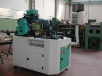 ML 101/M High Precision Triple Headed Automatic Tube Mitreing Machine