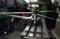 Different view of seat lug slitting.