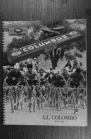 Columbus catalogue.  Not sure of the date.  Picked it up at the Milan Cycle Show probably in the late 1970's?  Can you spot Eddy?