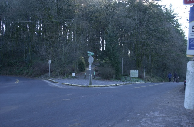 No. 13 Fairmount Blvd. a popular cycling loop around Council Crest approximately 3 miles in length.