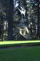 Sacajawea Statue
