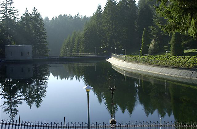 Washington Park Upper Reservoir