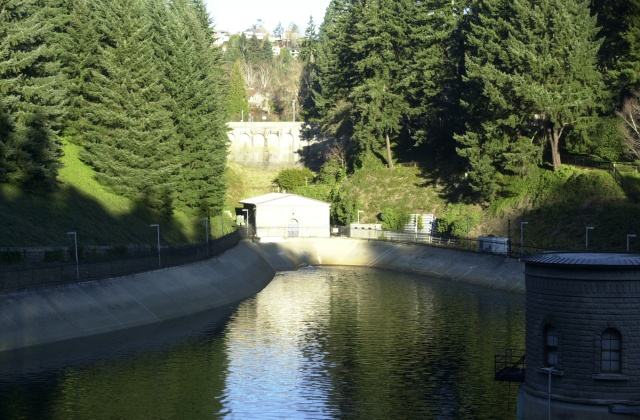 Washington Park Reservoir No. 4.