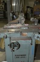 McKenzie Shop 2005.  Manual grinding machine.