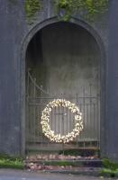 2012 Electric Christmas Wreath