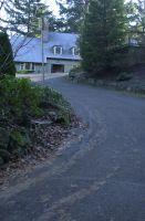 No. 9 WHCC Upper Drive begins to climb.